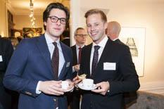 Rapidusfrukost med Harald Mix, grundare Altor