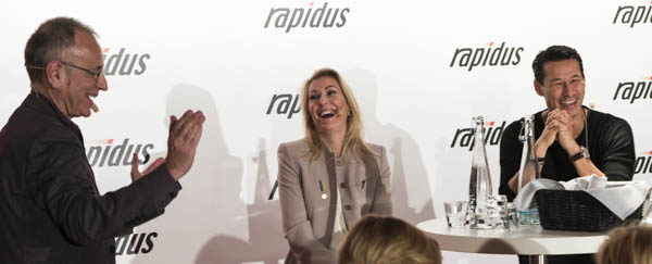 Rapidus Efterjobbet med Jessica Löfström och Toni Petersson